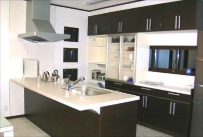 岡崎市のリフォームを承っているリプロホームが教える~キッチンのパターン~